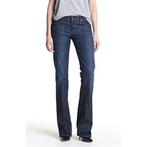 """CoH Kelly #001 Low Waist Bootcut Jeans 28"""" Inseam"""